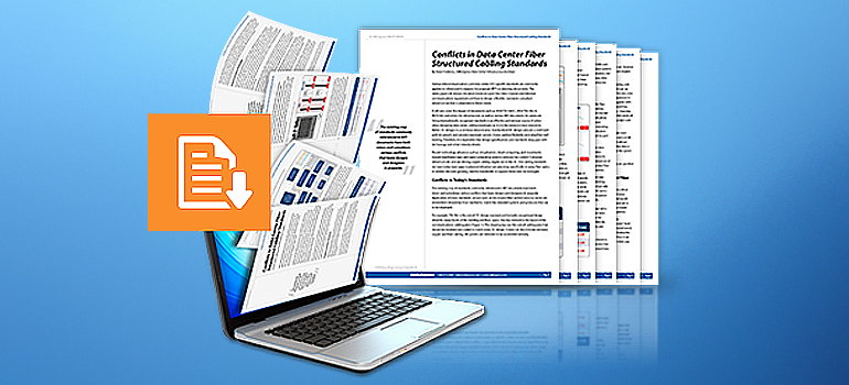 7 White Papers to Dramatically Improve Your Data Center Cabling