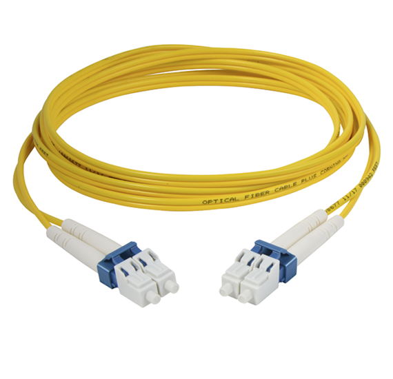 Skinny Trunk Series Singlemode LC/LC Fiber Patch Cable